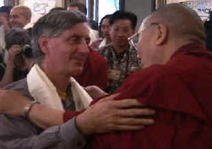 Wayne Teasdale & The Dalai Lama